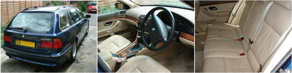 Bmw e39 parts breaking 1998 5 series touring many 528i parts available for E39 interior door handle replacement